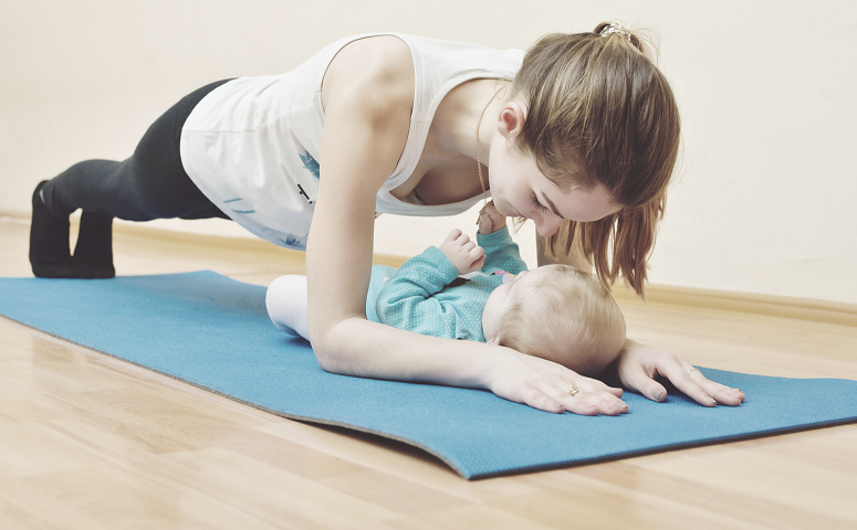 Getting Back Into Shape Postpartum – Can Forskolin Help?