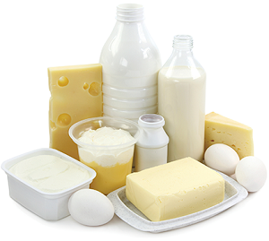 Eggs and Dairy Sources of CLA