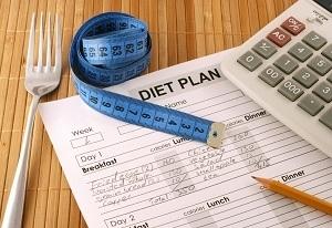 Photo of a Diet Plan